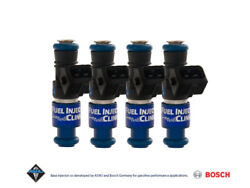 1650cc Fuel Injector Clinic Injector Set For Vw / Audi 4 Cyl, 53mm High-z