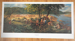 Robert Griffing Fort Pitt Under Siege Sold Out / Edition 192/950