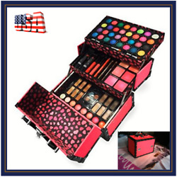 Best Xmas Gifts For Kids Teen Girls Professional Set Makeup Organizer With Bag