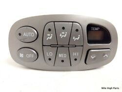 05-07 Toyota Sequoia Limited Rear AC Heater Climate Control 55900-0C041