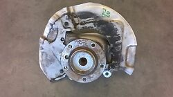 Bmw E60 5 Series Left Front Wheel Carrier Spindle Hub Bearing Assy 31216760953