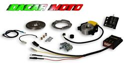 Ignition Rotor Inner Derbi Gpr Nude 50 2t Lc 2006- Malossi 5518272