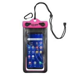 Dry Pak Cell Phone Case Hot Pink 4 X 7 Dp-47hp