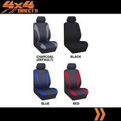 Single Light Weight Neoprene Seat Cover For Volvo Cross Country