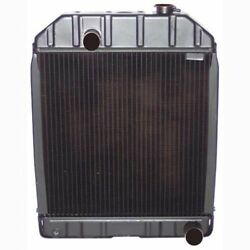 For Ford Tractor Radiator 5000 5100 5600 6600 C7nn8005e 83916415 Row 4