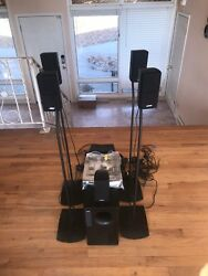 Bose Acoustimass 15 Speaker System with Floor Stands