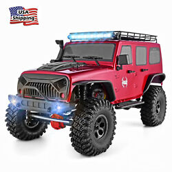 HSP 110 Scale RC Crawler 4wd Off Road Rock RC Car Monster Truck Cruiser Vehicle