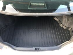 All Weather Trunk Cargo Liner Floor Mat Black For Toyota Camry 2012 - 2017