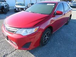 2012 2013 2014 TOYOTA CAMRY FRONT CLIP NOSE ASSEMBLY