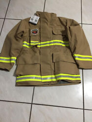 Fire Dex Gear For Rescue / Firefighter Gear Jacket And Pants For Rescue