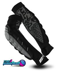 Planet Eclipse Overload Hd Core Elbow Pads - Fantm Shade - Large Free Shipping