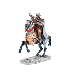 First Legion Cru109 Mounted Teutonic Knight Sergeant With Horn
