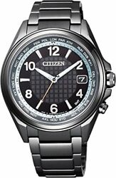 [Citizen] CITIZEN watch ATTESA Atessa Eco-drive radio clock 30 anniversary limit