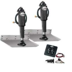 Lenco 9 X 12 Trim Tab Kit With Tactile Switch 15104-102