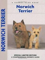 Norwich Terrier [Comprehensive Owner's Guide] Kane Alice