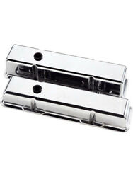 Billet Specialties Sb Polished Alloy Cover Plain Tall (95229)