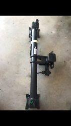 Mercedes Benz Impact Bar With Tow Hitch Full Assembly