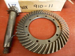 1926 1927 Chrysler Perfection Ring And Pinion Gear Set Nors