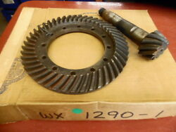 1929 1930 Studebaker Perfection Ring And Pinion Gear Set Nors