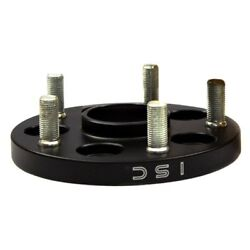 Isc Suspension 5x100 To 5x114 15mm Wheel Adapters Black