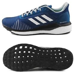 Adidas Men Solar Drive St Shoes Running Blue Casual Sneakers Boot Shoe D97453