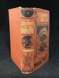 Jules Verne Journey To The North Pole Routledge 1875 London 1st English Edition