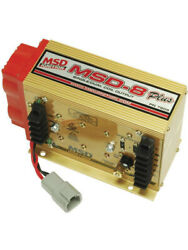 Msd Ignition Box Msd 8 Plus Analog Capacitive Discharge Electronic V8 7805