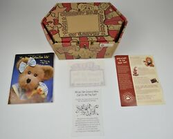 Boyds Bears Greatest F O B On Earth Gizmo's Circus Tent Box Collectible Teddy