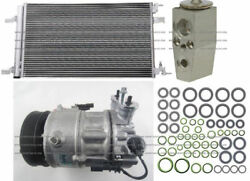 New 2012 Buick Lacrosse 3.6l 15-22224 Ac Compressor Service Package Kit Cond Ex