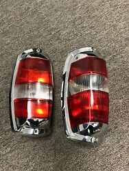 Pair Of Tail Lights For Mercedes Benz 190sl