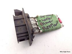 2000- 2006 OEM Mercedes Sprinter Heater Fan Blower Motor Resistor 7 PIN