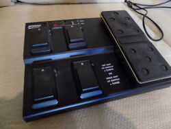 Line 6 FBV Express MkII Footswitch Wah Guitar Effect Pedal with connecting cable
