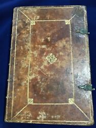 1767 Missale Romanum Restored By A Decree Red And Black Title Engraved Capitals