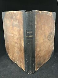 1843 Rural Architecture Edward Shaw Classic Plans Elevations Boston Publisher