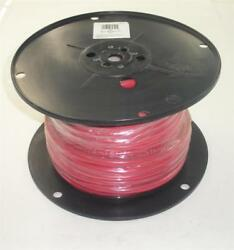 Amt 64692 Battery Cable Stranded Wire 2 Gauge 100 Ft Red 19376