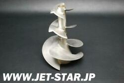 Yamaha Fzs And03909 Aftermarket Triple Impeller Diameter154mm Used [x404-015]