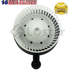 Front Heater Blower Motor w Fan Cage Fits Ford Explorer Mercury Mountaineer