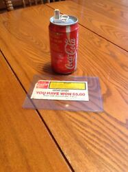 1990 Magican Promotional Coke Can