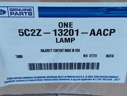New Ford Oem Left Corner Parking Lamp Without Bulb 5c2z13201aacp.