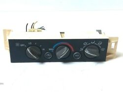 1996 - 2000 Chevrolet Tahoe Yukon AC Heater Climate Control Unit 16199266 OEM !
