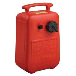 Scepter Neptune Portable Fuel Tank 6 Gallon 08592