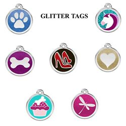 Dog / Cat Tags / Key Rings - Fully Engraved And Guaranteed For Life