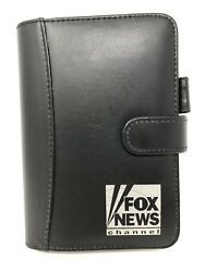 Fox News Business Organizer Daily Planner W/calculator Collectible Conservative