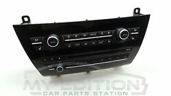 BMW X5 F15 X6 F16 Air Conditioning Control Unit Automatic Heated Seats