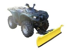 Atv Quad Snow Plough Plow Dedicated Front Mounting Grizzly 550 700 2007 - 2015