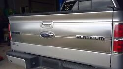 2009-2014 Ford F150 Tailgate W/ Step And Camera Platinum