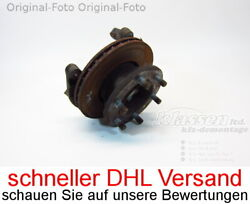 Stub Axle Front Right Iveco Daily In Van 29l14 C 09.11-