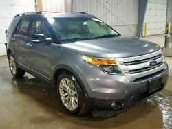 Driver Front Door Sport Without Memory Driver Seat Fits 11-17 EXPLORER 1184445