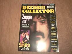 Record Collector Magazine October 2001 Issue 266 Slipknot Blondie Amen And More