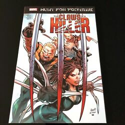 Hunt for Wolverine: The Claws of a Killer (TPB) Marvel Comics Brand New